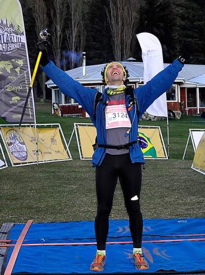 Ultra Trail Torres del Paine 2014 Patagonia, Chile Trail Running UTTPvertical04