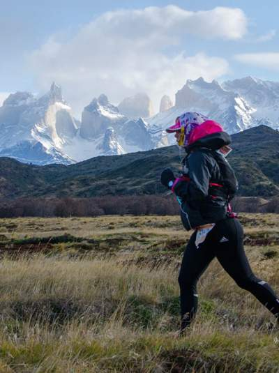 Ultra Trail Torres del Paine 2014 Patagonia, Chile Trail Running UTTPvertical06