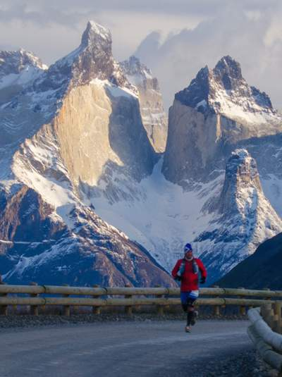 Ultra Trail Torres del Paine 2014 Patagonia, Chile Trail Running UTTPvertical07