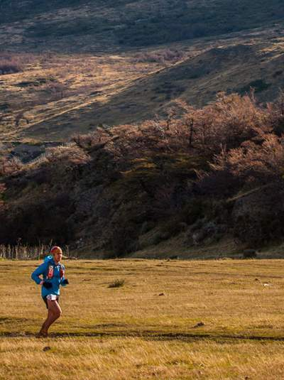Ultra Trail Torres del Paine 2014 Patagonia, Chile Trail Running UTTPvertical08