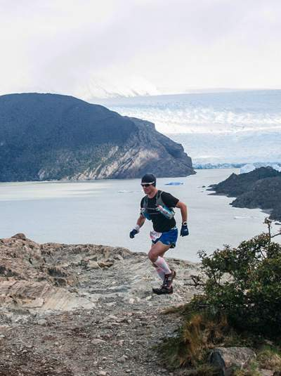 Ultra Trail Torres del Paine 2014 Patagonia, Chile Trail Running UTTPvertical11