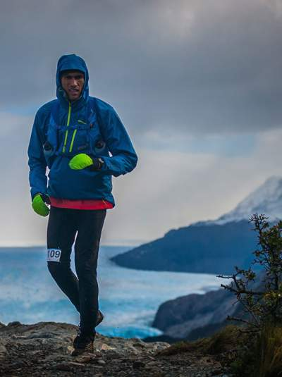 Ultra Trail Torres del Paine 2014 Patagonia, Chile Trail Running UTTPvertical12