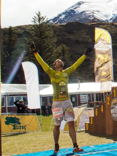 Ultra Trail Torres del Paine 2014 Patagonia, Chile Trail Running UTTPvertical16