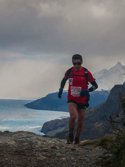 Ultra Trail Torres del Paine 2014 Patagonia, Chile Trail Running UTTPvertical19