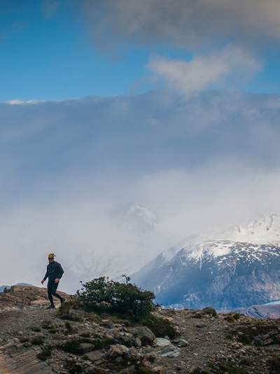 Ultra Trail Torres del Paine 2014 Patagonia, Chile Trail Running UTTPvertical22