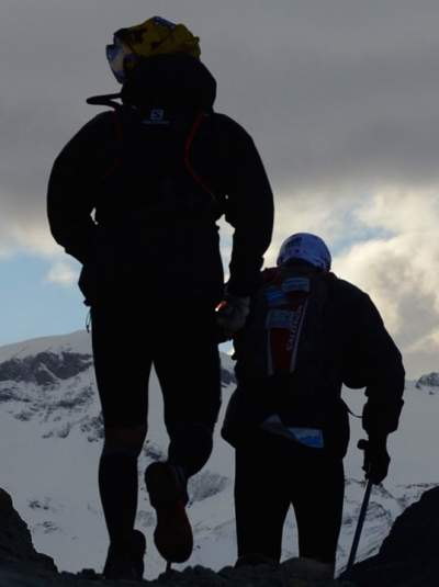 Ultra Trail Torres del Paine 2014 Patagonia, Chile Trail Running UTTPvertical38