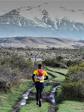 Ultra Trail Torres del Paine 2017 Patagonia, Chile Trail Running UTTPvertical42