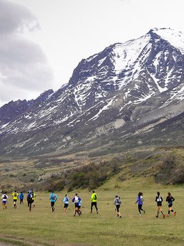 Ultra Trail Torres del Paine 2015 Patagonia, Chile Trail Running UTTPvertical56