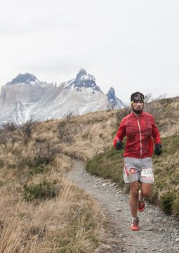Ultra Trail Torres del Paine 2015 Patagonia, Chile Trail Running UTTPvertical58