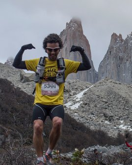 Ultra Trail Torres del Paine 2015 Patagonia, Chile Trail Running UTTPvertical60