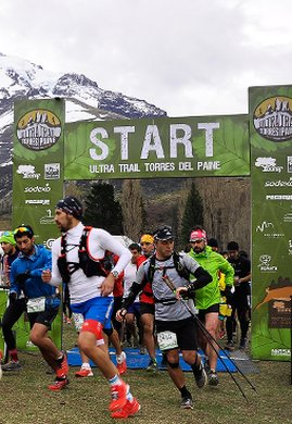 Ultra Trail Torres del Paine 2015 Patagonia, Chile Trail Running UTTPvertical62