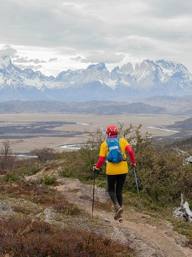 Ultra Trail Torres del Paine 2016, Patagonia, Chile Trail Running UTTPvertical168