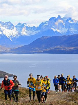 Ultra Trail Torres del Paine 2016, Patagonia, Chile Trail Running UTTPvertical169