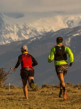 Ultra Trail Torres del Paine 2016, Patagonia, Chile Trail Running UTTPvertical171