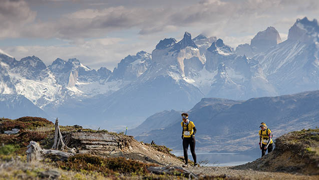 Ultra Trail Torres del Paine 2016, Patagonia, Chile
