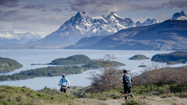 Ultra Trail Torres del Paine 2016, Patagonia, Chile Ultra Trail Running Tito Nazar
