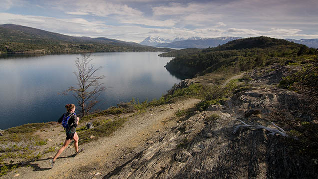 Ultra Trail Torres del Paine 2016, Patagonia, Chile Ultra Trail Running Javiera Vidal