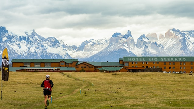 Ultra Trail Torres del Paine 2016, Patagonia, Chile Ultra Trail Running Emmannuel Acuna