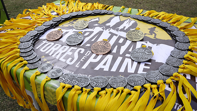 Ultra Paine Second Edition Results 2015