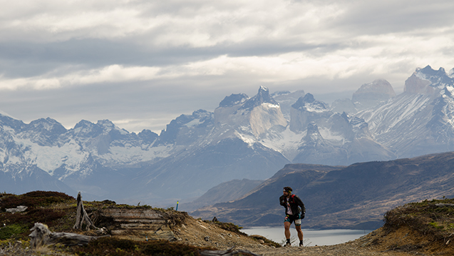 Ultra Trail Torres del Paine Third Edition Patagonia Chile