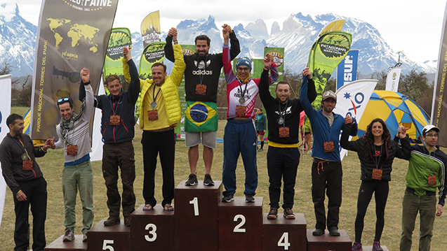 Ultra Trail Torres del Paine Third Edition Results