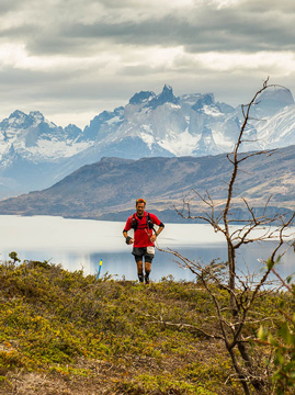 Ultra Trail Torres del Paine 2016 Trail Running Patagonia, Chile