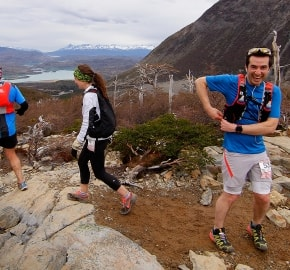 Ultra Trail Running in Torres del Paine Patagonia, Chile; Ultra Trail Torres del Paine Second Edition 2015