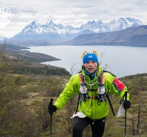 artr2777Ultra Trail Running during Ultra Trail Torres del Paine's Third Edition 2016 in Provincia de Última Esperanza, Patagonia, Chile