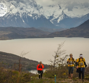Ultra Trail Running Patagonia for fourth edition of Ultra Paine 2017 in Provincia de Última Esperanza, Patagonia Chile; International Ultra Trail Running Event; Cuarta Edición Trail Running Internacional, Chilean Patagonia 2017