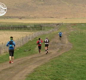 Ultra Trail Running Patagonia for fourth edition of Ultra Paine 2017 in Provincia de Última Esperanza, Patagonia Chile; International Ultra Trail Running Event; Cuarta Edición Trail Running Internacional, Chilean Patagonia 20171