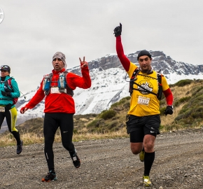DSC_8966_edhe_fb; Ultra Trail Running Patagonia for fifth edition of Ultra Paine 2018 in Provincia de Última Esperanza, Patagonia Chile; International Ultra Trail Running Event; Quinta Edición Trail Running Internacional, Chilean Patagonia 2018