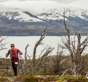 DSC_9063_edhe_fb; Ultra Trail Running Patagonia for fifth edition of Ultra Paine 2018 in Provincia de Última Esperanza, Patagonia Chile; International Ultra Trail Running Event; Quinta Edición Trail Running Internacional, Chilean Patagonia 2018