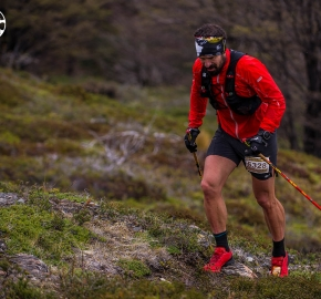 DSC_9101_edhe_fb; Ultra Trail Running Patagonia for fifth edition of Ultra Paine 2018 in Provincia de Última Esperanza, Patagonia Chile; International Ultra Trail Running Event; Quinta Edición Trail Running Internacional, Chilean Patagonia 2018