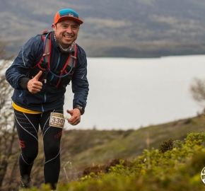 DSC_9118_edhe_fb; Ultra Trail Running Patagonia for fifth edition of Ultra Paine 2018 in Provincia de Última Esperanza, Patagonia Chile; International Ultra Trail Running Event; Quinta Edición Trail Running Internacional, Chilean Patagonia 2018