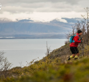 DSC_9164_edhe_fb; Ultra Trail Running Patagonia for fifth edition of Ultra Paine 2018 in Provincia de Última Esperanza, Patagonia Chile; International Ultra Trail Running Event; Quinta Edición Trail Running Internacional, Chilean Patagonia 2018