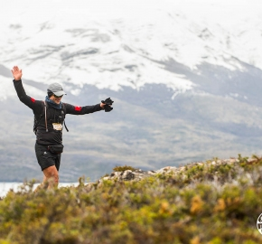 DSC_9253_edhe_fb; Ultra Trail Running Patagonia for fifth edition of Ultra Paine 2018 in Provincia de Última Esperanza, Patagonia Chile; International Ultra Trail Running Event; Quinta Edición Trail Running Internacional, Chilean Patagonia 2018