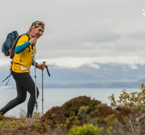 DSC_9284_edhe_fb; Ultra Trail Running Patagonia for fifth edition of Ultra Paine 2018 in Provincia de Última Esperanza, Patagonia Chile; International Ultra Trail Running Event; Quinta Edición Trail Running Internacional, Chilean Patagonia 2018