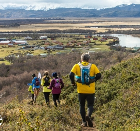 DSC_9536_edhe_fb; Ultra Trail Running Patagonia for fifth edition of Ultra Paine 2018 in Provincia de Última Esperanza, Patagonia Chile; International Ultra Trail Running Event; Quinta Edición Trail Running Internacional, Chilean Patagonia 2018