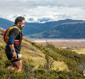 DSC_9594_edhe_fb; Ultra Trail Running Patagonia for fifth edition of Ultra Paine 2018 in Provincia de Última Esperanza, Patagonia Chile; International Ultra Trail Running Event; Quinta Edición Trail Running Internacional, Chilean Patagonia 2018