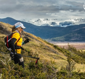 DSC_9599_edhe_fb; Ultra Trail Running Patagonia for fifth edition of Ultra Paine 2018 in Provincia de Última Esperanza, Patagonia Chile; International Ultra Trail Running Event; Quinta Edición Trail Running Internacional, Chilean Patagonia 2018