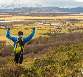 DSC_9644_edhe_fb; Ultra Trail Running Patagonia for fifth edition of Ultra Paine 2018 in Provincia de Última Esperanza, Patagonia Chile; International Ultra Trail Running Event; Quinta Edición Trail Running Internacional, Chilean Patagonia 2018