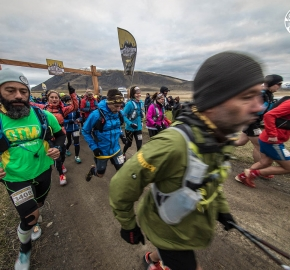 EHA8330_edhe_fb; Ultra Trail Running Patagonia for fifth edition of Ultra Paine 2018 in Provincia de Última Esperanza, Patagonia Chile; International Ultra Trail Running Event; Quinta Edición Trail Running Internacional, Chilean Patagonia 2018