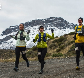 EHA8391_edhe_fb; Ultra Trail Running Patagonia for fifth edition of Ultra Paine 2018 in Provincia de Última Esperanza, Patagonia Chile; International Ultra Trail Running Event; Quinta Edición Trail Running Internacional, Chilean Patagonia 2018