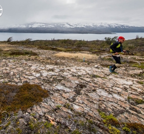 EHA8536_edhe_fb; Ultra Trail Running Patagonia for fifth edition of Ultra Paine 2018 in Provincia de Última Esperanza, Patagonia Chile; International Ultra Trail Running Event; Quinta Edición Trail Running Internacional, Chilean Patagonia 2018