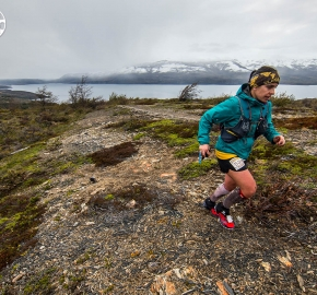 EHA8547_edhe_fb; Ultra Trail Running Patagonia for fifth edition of Ultra Paine 2018 in Provincia de Última Esperanza, Patagonia Chile; International Ultra Trail Running Event; Quinta Edición Trail Running Internacional, Chilean Patagonia 2018