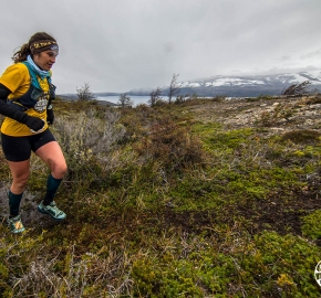 EHA8558_edhe_fb; Ultra Trail Running Patagonia for fifth edition of Ultra Paine 2018 in Provincia de Última Esperanza, Patagonia Chile; International Ultra Trail Running Event; Quinta Edición Trail Running Internacional, Chilean Patagonia 2018
