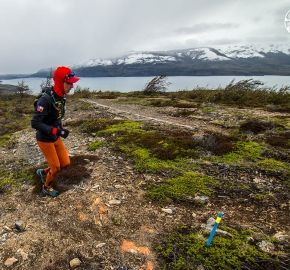 EHA8586_edhe_fb; Ultra Trail Running Patagonia for fifth edition of Ultra Paine 2018 in Provincia de Última Esperanza, Patagonia Chile; International Ultra Trail Running Event; Quinta Edición Trail Running Internacional, Chilean Patagonia 2018