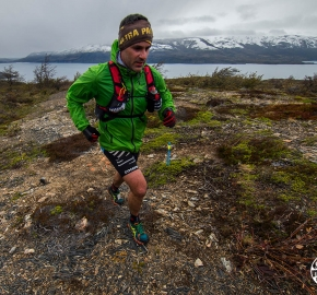 EHA8597_edhe_fb; Ultra Trail Running Patagonia for fifth edition of Ultra Paine 2018 in Provincia de Última Esperanza, Patagonia Chile; International Ultra Trail Running Event; Quinta Edición Trail Running Internacional, Chilean Patagonia 2018