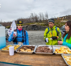 EHA8631_edhe_fb; Ultra Trail Running Patagonia for fifth edition of Ultra Paine 2018 in Provincia de Última Esperanza, Patagonia Chile; International Ultra Trail Running Event; Quinta Edición Trail Running Internacional, Chilean Patagonia 2018