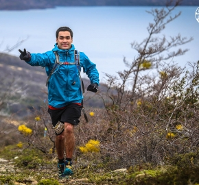 IMG_0252_roso_fb; Ultra Trail Running Patagonia for fifth edition of Ultra Paine 2018 in Provincia de Última Esperanza, Patagonia Chile; International Ultra Trail Running Event; Quinta Edición Trail Running Internacional, Chilean Patagonia 2018
